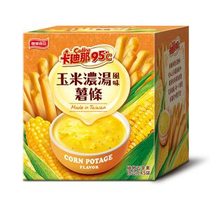 Cadina 95 Fries Corn Soup Flavor