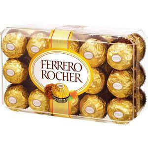 金莎30粒巧克力盒裝