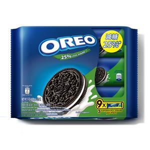 奧利奧減甜香草夾心餅乾隨手包256.5g
