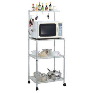 kitchen appliance cabinet