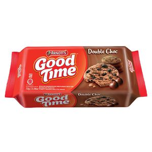 Good Time Double Choc Chocochips Cookies