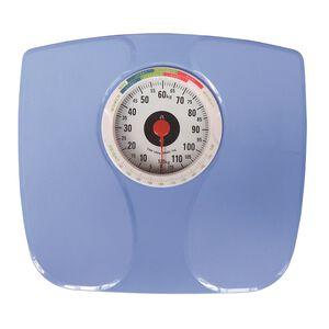 妙管家健康管理機械式體重計-顏色隨機出貨