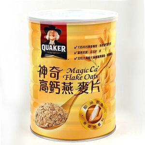 桂格神奇高鈣燕麥片