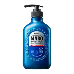 MARO BodyFace Cleansing Soap Cool