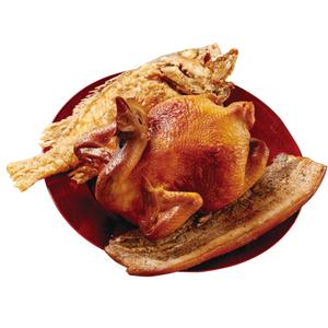 麒王府蔗香燻雞拜拜三牲組合