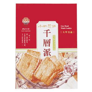 小林煎餅千層派