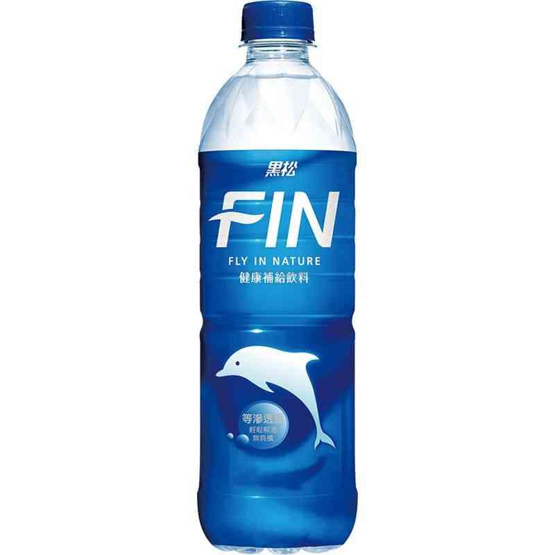 黑松FIN補給飲料Pet580ml