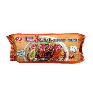 揚豐乾拌炸醬3分拉麵390g