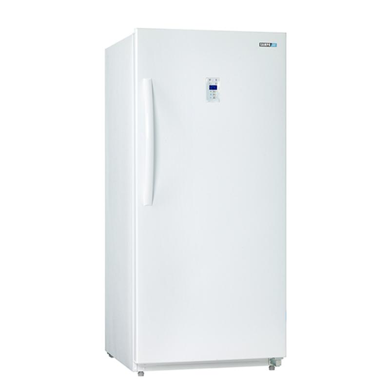聲寶SRF-390F直立冷凍櫃