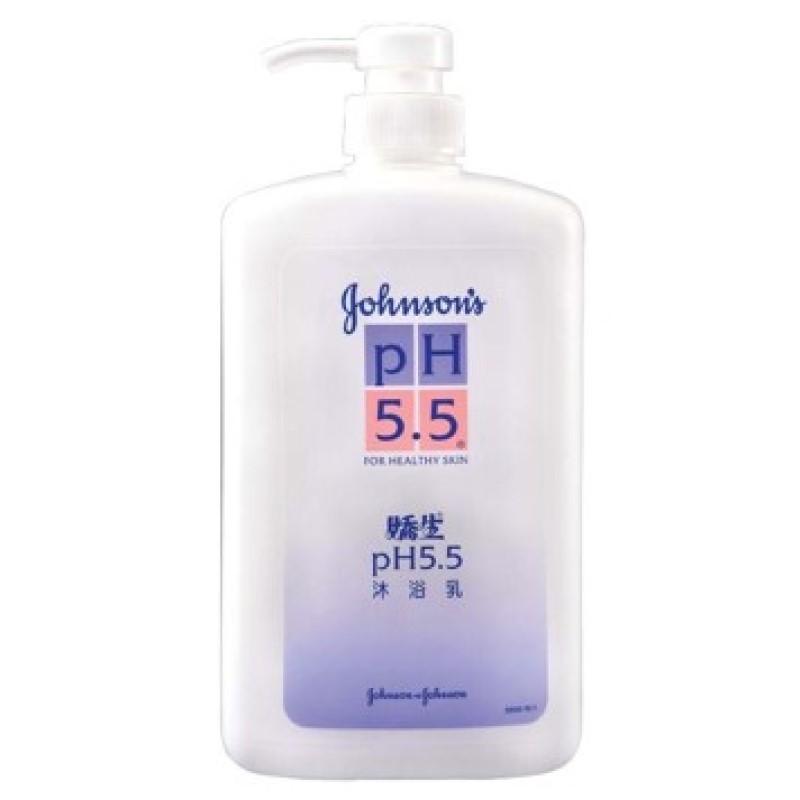 嬌生PH 5.5沐浴乳--一般