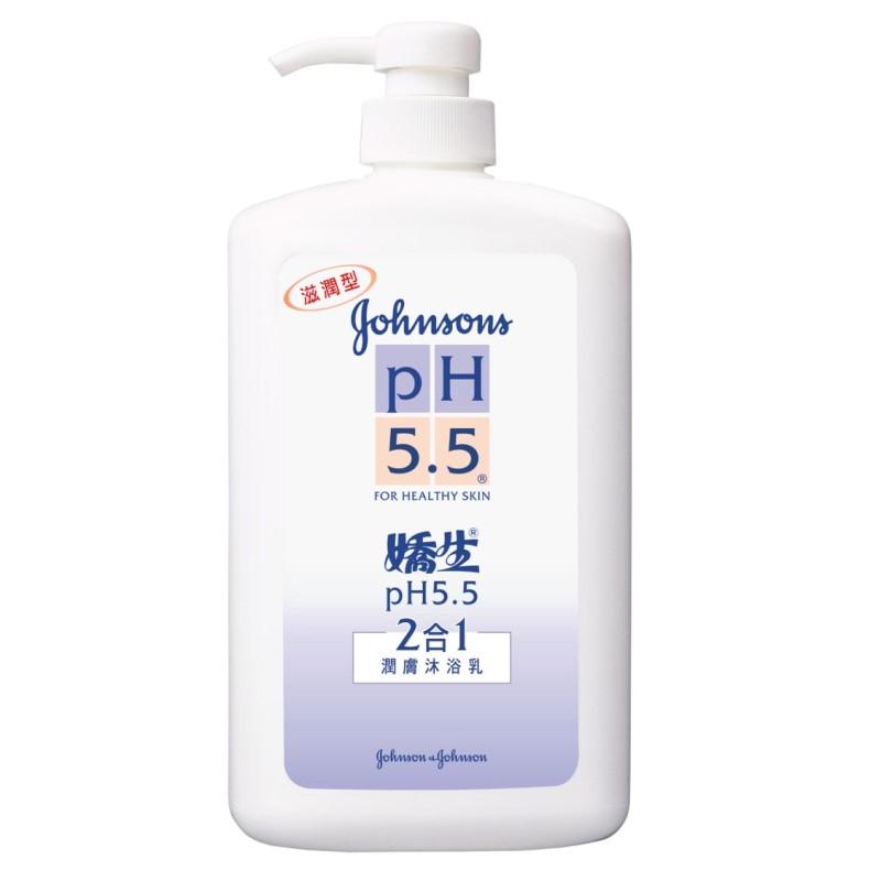 嬌生PH 5.5沐浴乳