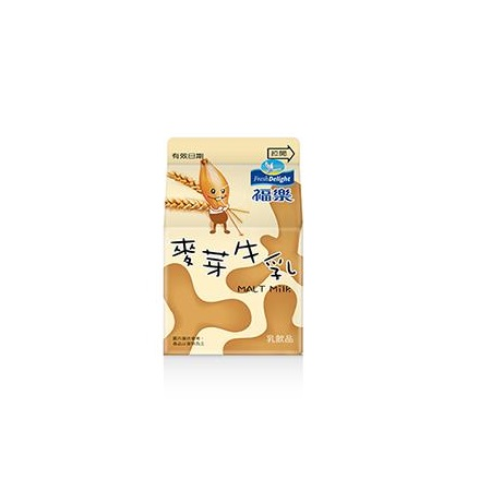 福樂麥芽牛乳275ml