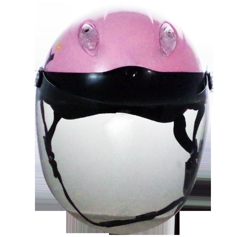 GP5 004花樣兒童安全帽